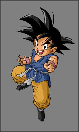 Todos los Goku Dragon Ball, Z y GT