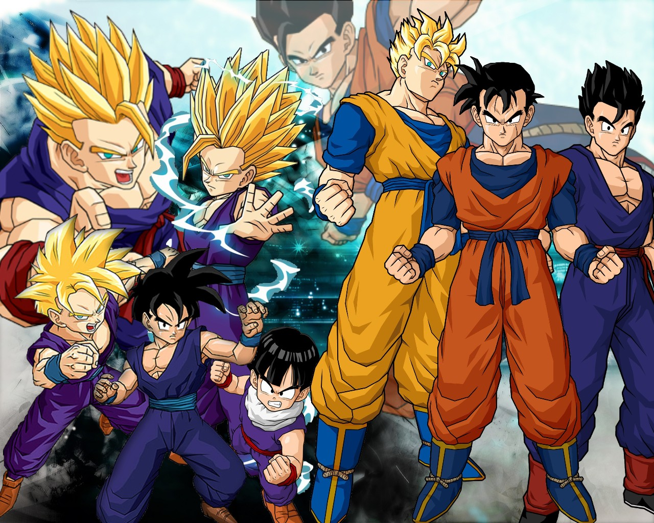 Dragon ball z androis - Dragon ball z gohan images ...