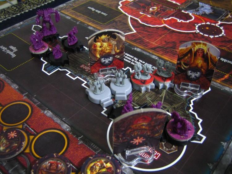horus heresy board game pdf