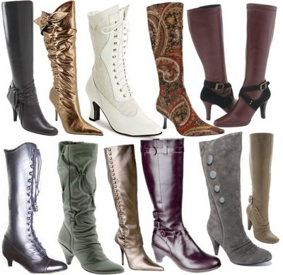 Summer Boots Fashion on Tall Winter Boots In Fashion Style Provides Coziness   Fashion Vogue