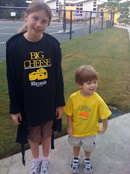 Big Cheese &amp; Little Cheese