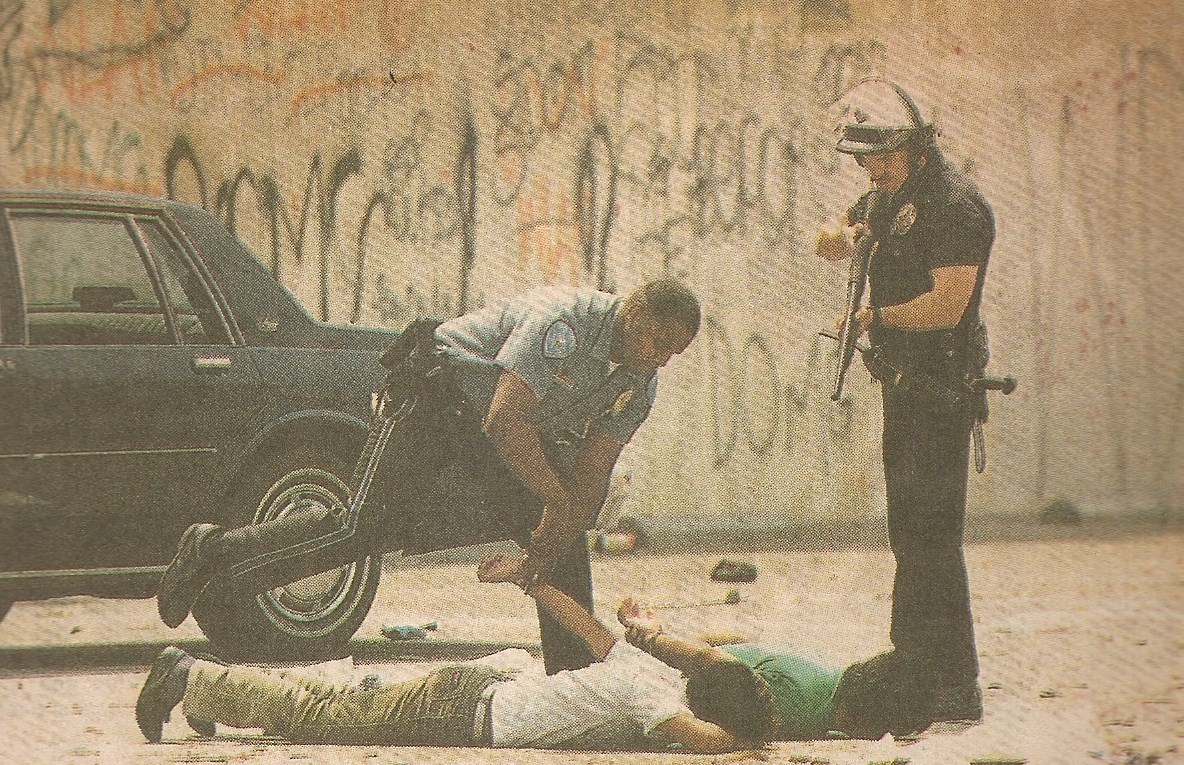 rodney king and the los angeles riots 2017-04-22 la riots 25th anniversary documentaries, ranked:  there's no question that rodney king was brutally beaten by los angeles  but that ongoing oppression led to fuses being lit during the watts and rodney king riots.