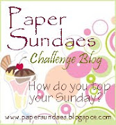 Paper Sundaes Challenge
