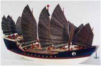 Las grandes expediciones navales chinas reviven en las Drassanes