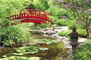 Vida integral jardines zen for Fotos jardin zen