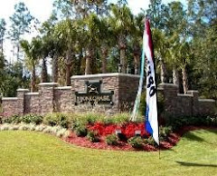 Beautiful Entrance to our Stonechase Subdivision on Quintette Road, Pace, FL