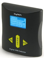 Third Generation WiFi Detector