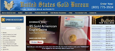 United State Of Gold Bureau