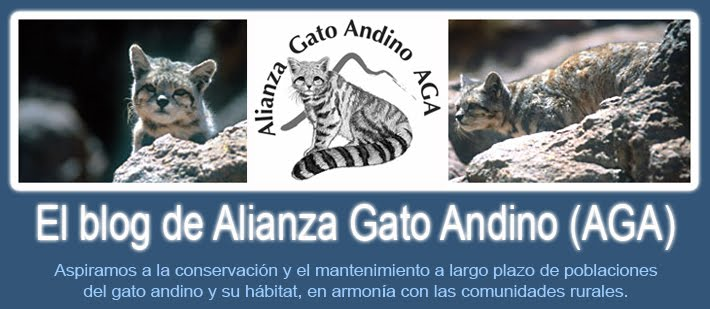 El blog de Alianza Gato Andino (AGA)