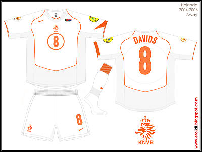 Camiseta Holanda