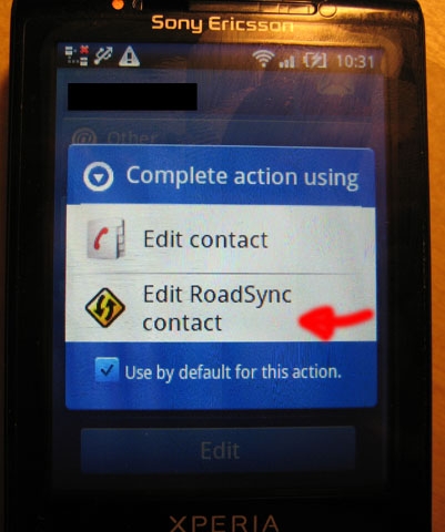 Lennart Schedin: How to ignore calls from specific contacts on X10