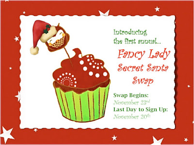 First Annual Secret Santa Swap and Giveaway