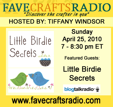 Miss Our Radio Debut? Little Birdie Secrets