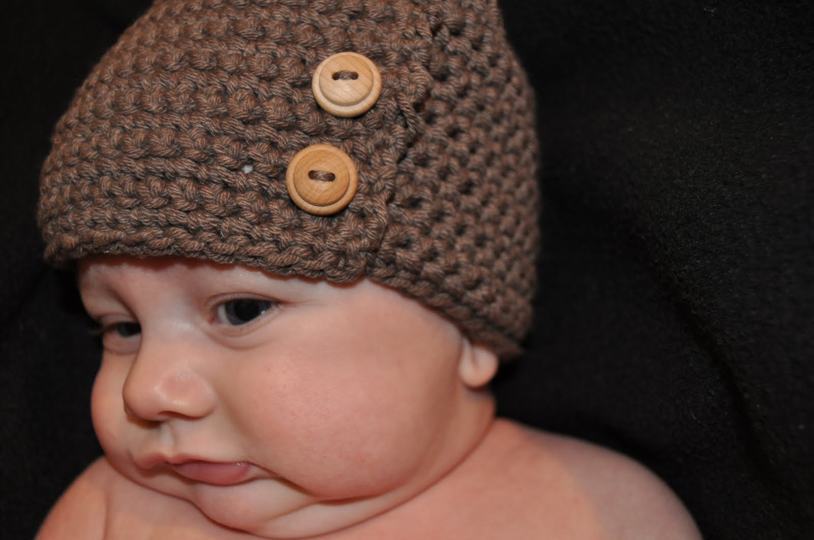 Crochet Pattern Hat Baby : crochet baby hat patterns & more from japan Little ...