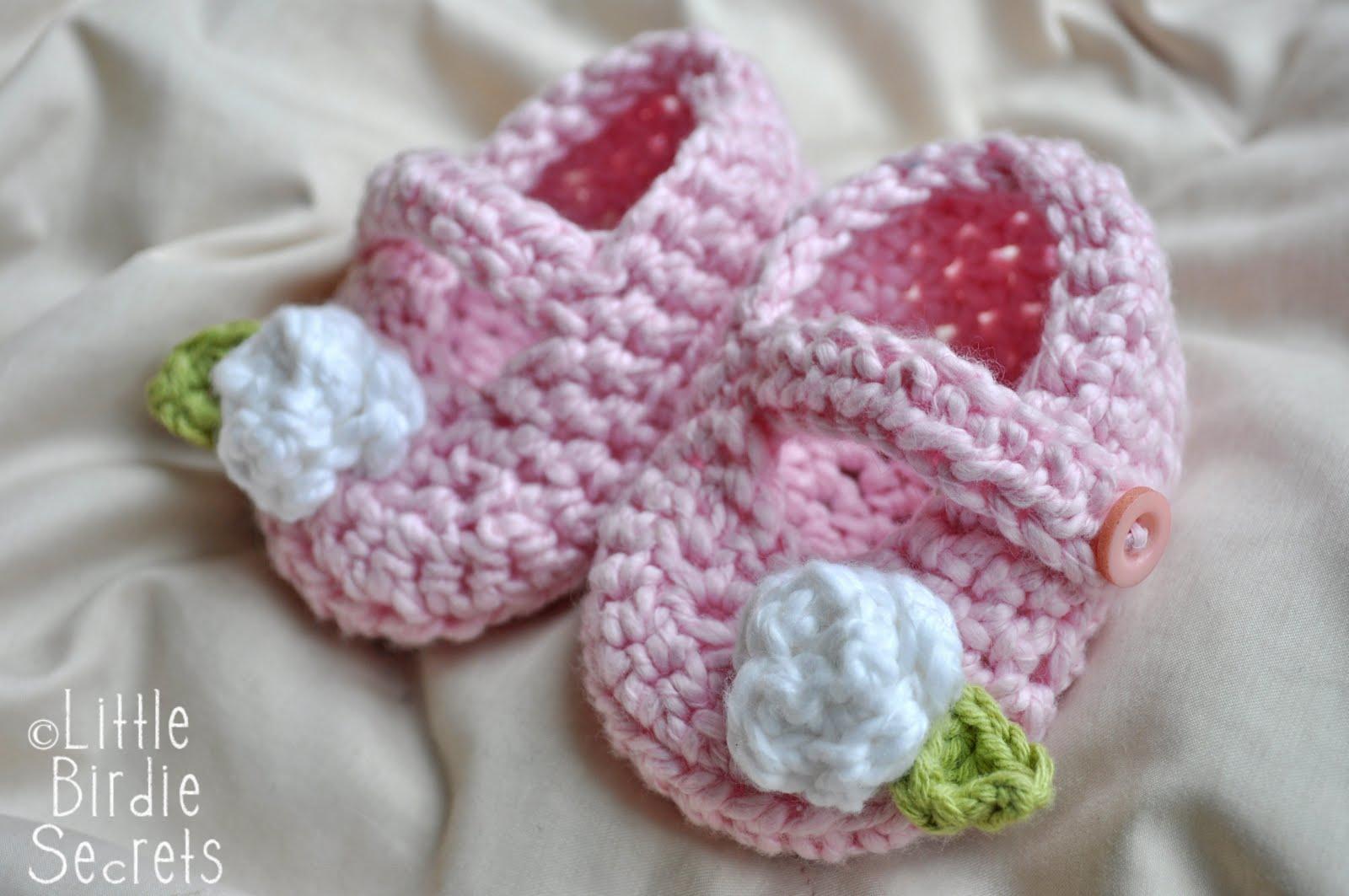 FREE EASY CROCHET SLIPPER PATTERN – Easy Crochet Patterns