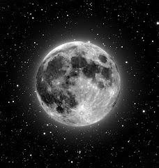 La magia de la lluna...