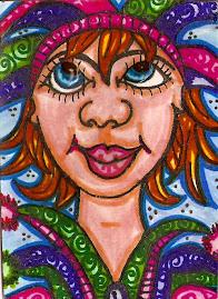 'lady jester' ATC