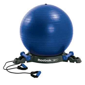 Reebook exercise ball