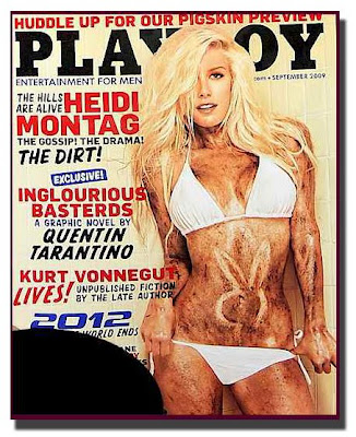 heidi montag playboy. know how much Heidi Montag
