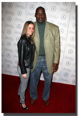 Michael Jordan Girlfriend