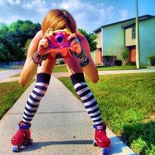Te tomo una Fotografia jaja;
