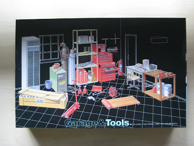 Kit Fujimi - Garage y Tools