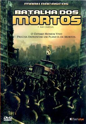 Filme Batalha Dos Mortos DVDRip RMVB Dublado