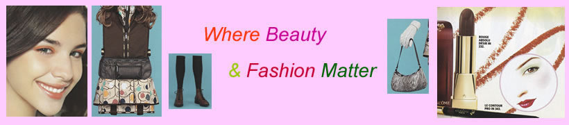 Beauty Fashion Spread