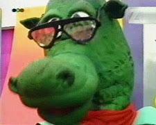 Dinosaurio Bernardo