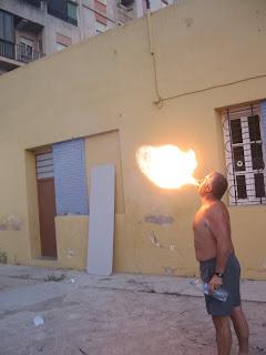 Tirar foc per la boca: correfoc prompte...
