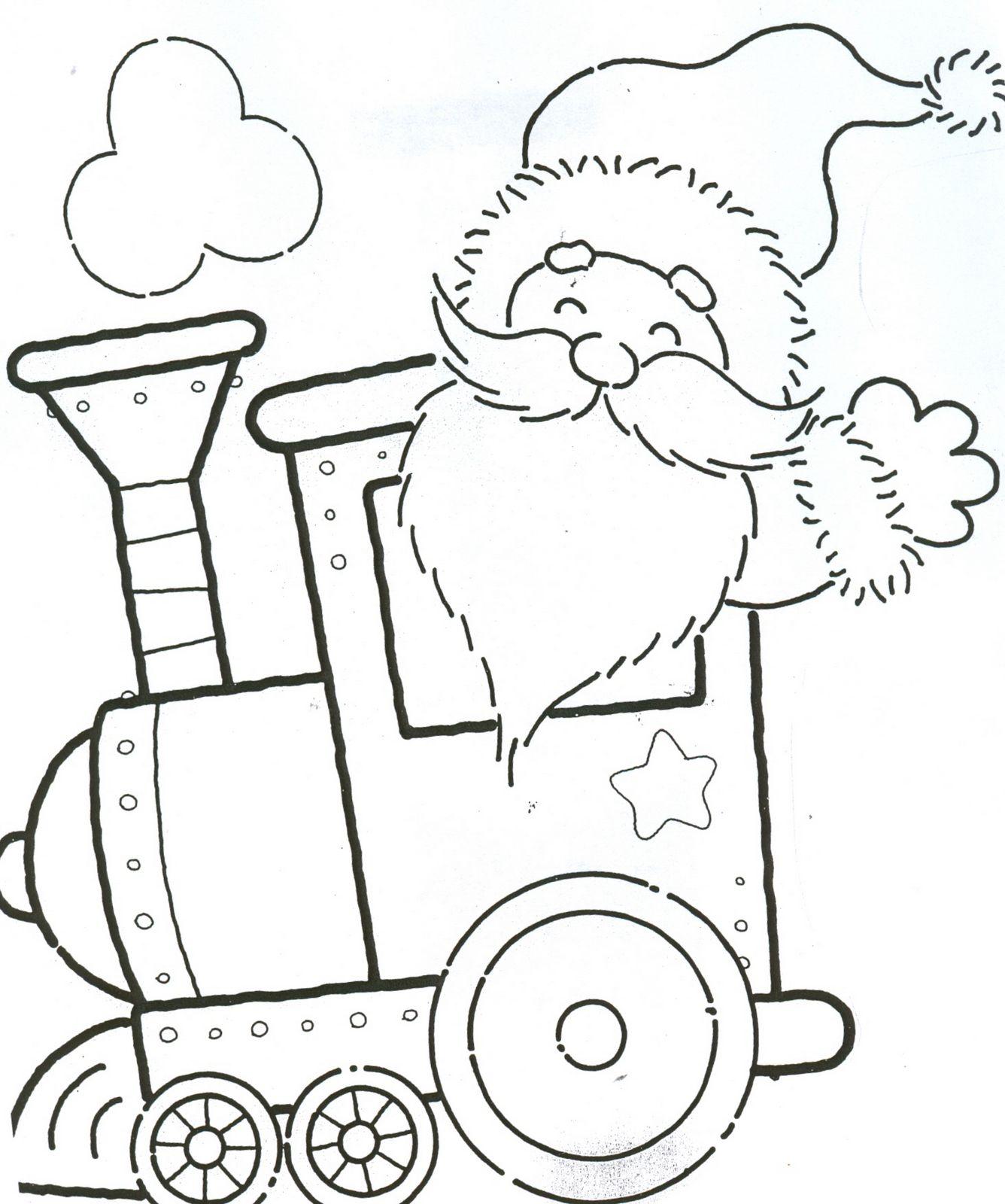 Cositas de pekes: El tren de la navidad