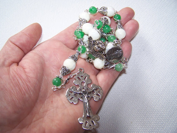 No. 81.  Chaplet of St. Patrick  (NEW)