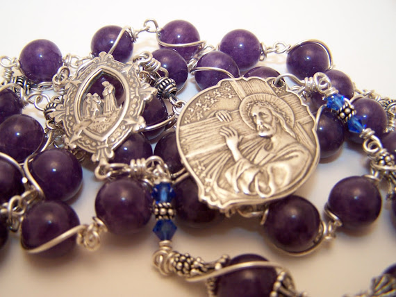 Chaplet of The Precious Blood- NEW (SOLD)
