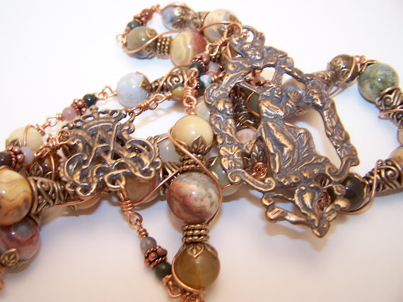 Chaplet of Mercy And Forgiveness- NEW (SOLD)