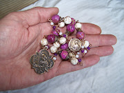 No. 111.  Chaplet of St. Cecilia (SOLD)