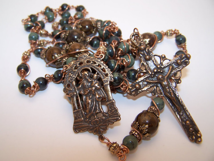 No. 44.  Rosary Of St. Joseph (SOLD)