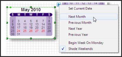 how to create event calendar using javascript