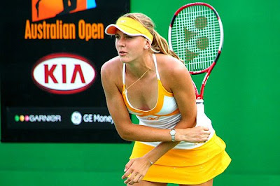 Nicole Vaidisova Top Tennis Star