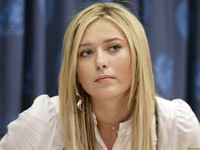 Maria Sharapova Sexy Tennis Wallpapers