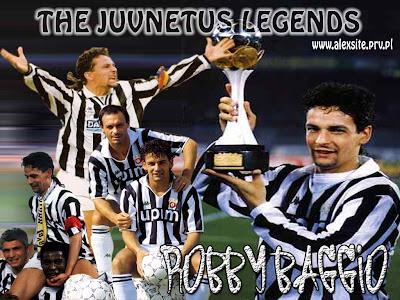 Roberto Baggio Won The Cup