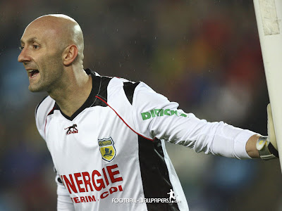 Fabien Barthez Photo Gallery