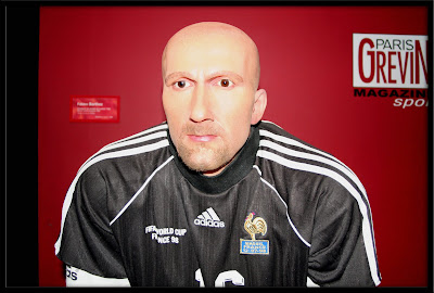 Sexy Gallery Wallpapers of Fabien Barthez