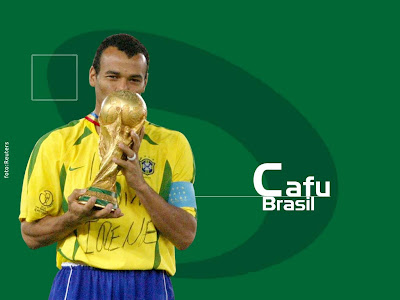 Cafu Top Soccer Player wallpaper