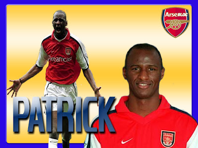 Sexy Gallery Wallpapers of Patrick Vieira
