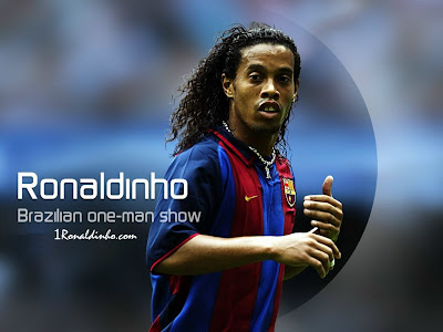 Ronaldinho Wallpaper Gallery