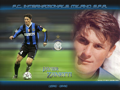 Javier Zanetti Wallpapers Gallery