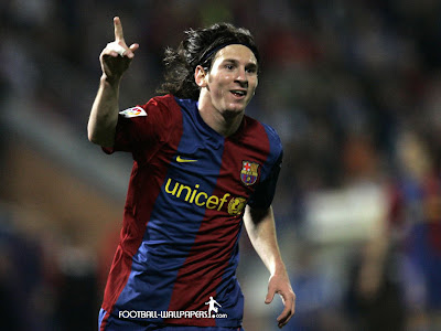 Lionel Messi Argentina Footbal Star