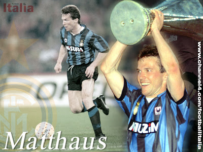 Lothar Mathaus Photo Gallery