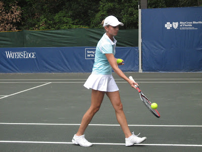 Tennis Player Gisela Dulko Pictures Gallery