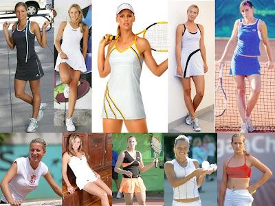 Elena Dementieva Tennis Player Photo Gallery